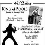 King of Fools flyer