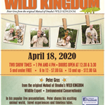 Bowie Community Wild Kingdom poster [Recovered]