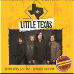 Little Texas Concert Poster